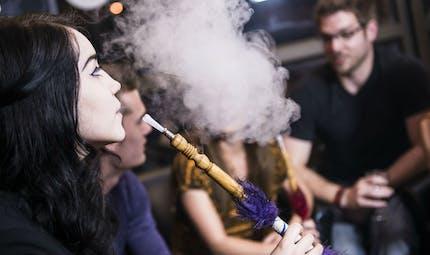 Fumer la chicha augmente le risque de diabète et d'obésité