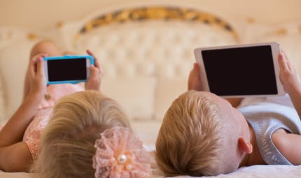Ecran : pas plus d'une heure par jour pour les enfants de 2 à 5 ans
