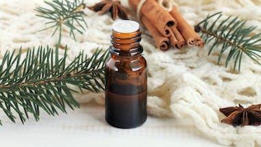 12 huiles essentielles pour l'hiver