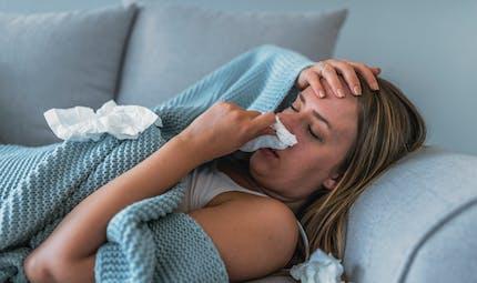 Grippe : habitez-vous une région en pleine épidémie ?