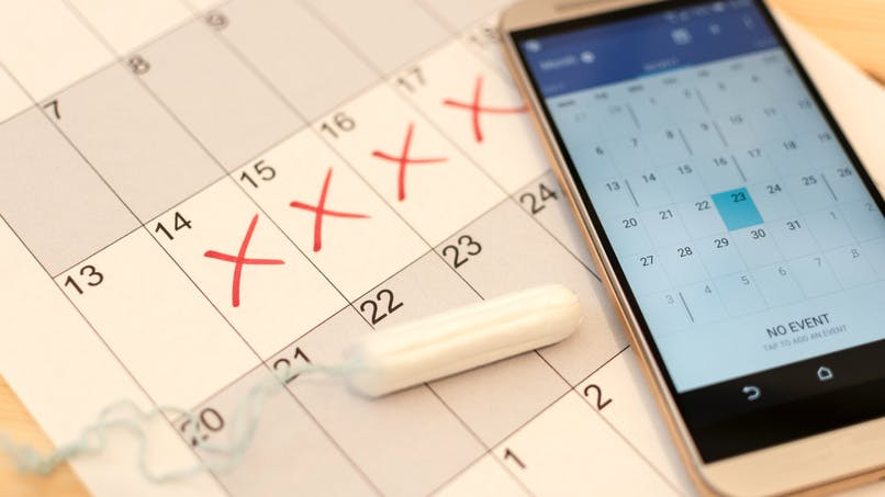 Cycle menstruel : un tiers des femmes reconnaissent les symptômes