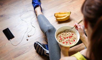 Sports d'endurance : le régime végétarien aiderait à récupérer