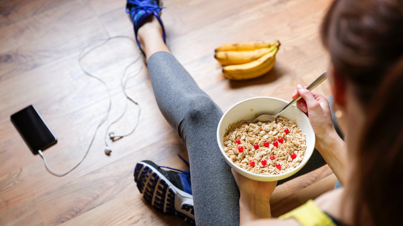 Sports d'endurance : un régime végétarien pour bien récupérer