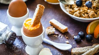 4 idées de petits déjeuners riches en protéines
