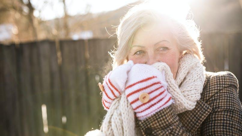 Hiver : le froid a un impact sur le coeur