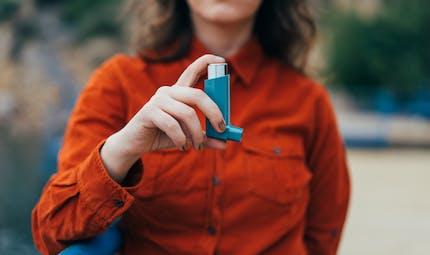 Près de la moitié des asthmatiques contrôlent mal leur maladie