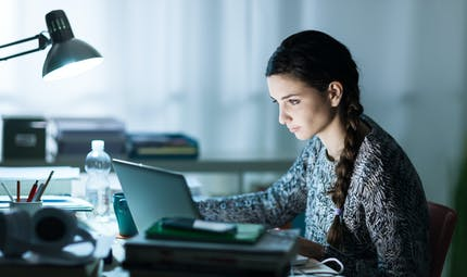 Etre accro au travail peut nous rendre moins productifs
