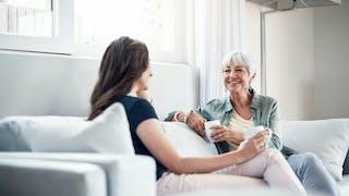 Parents : communiquer avec son enfant adulte