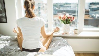 Quelle méditation pour se préparer à une période stressante ?