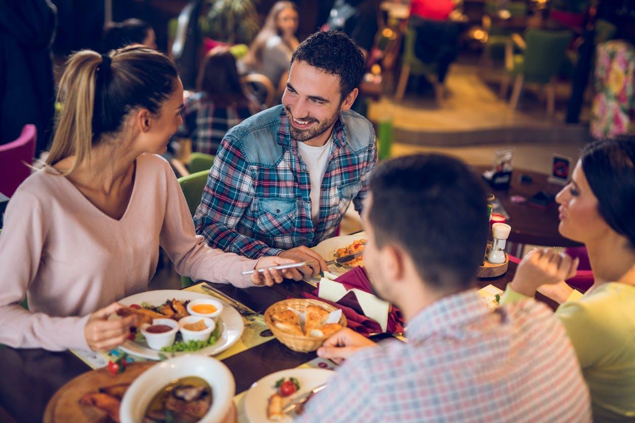 Comment manger sainement au restaurant