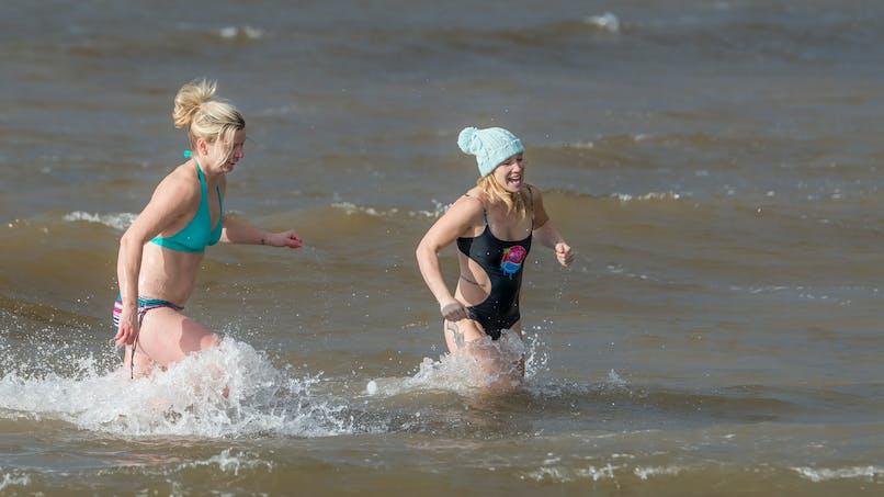 Ménopause : des Britanniques combattent les symptômes par le froid