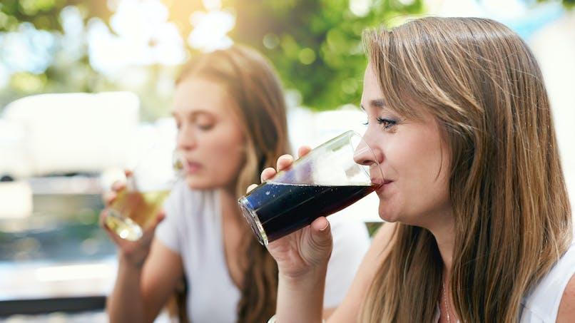 Les boissons light augmentent le risque d'AVC après la ménopause