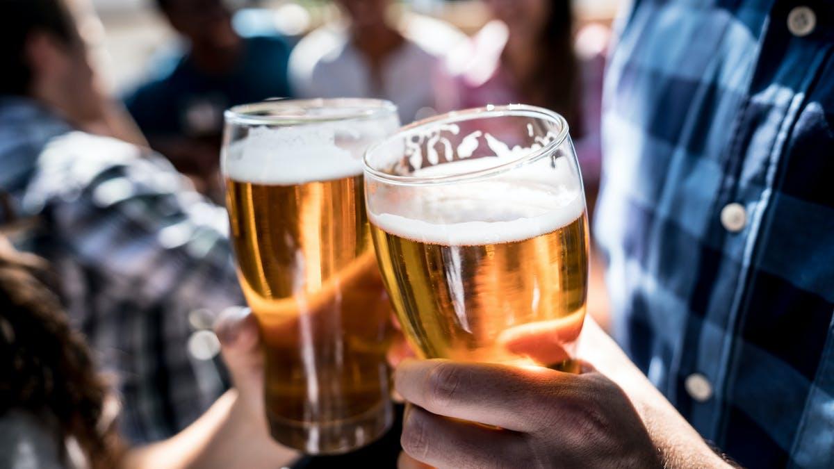 La consommation d'alcool reste stable en France