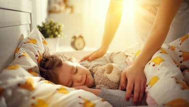 La routine apaisante pour aider l'enfant à dormir