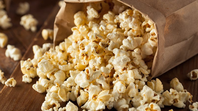 Une mère met en garde contre les dangers du pop corn