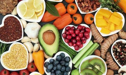 Le régime végétalien bon pour la satiété