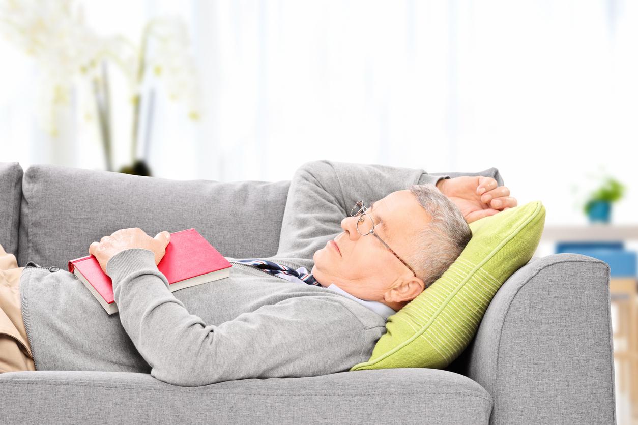 Une sieste par jour éloigne le risque d'hypertension..