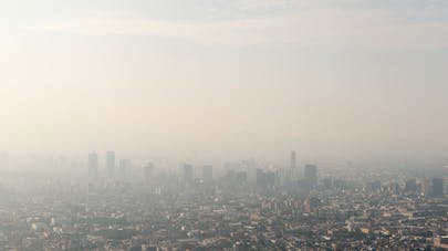 La pollution de l'air fait plus de morts que le tabac