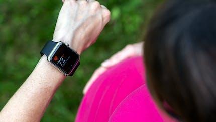 L'Apple Watch pourrait détecter des battements cardiaques irréguliers