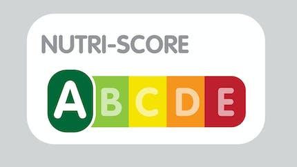 Le logo Nutri-Score sur les pubs en 2021