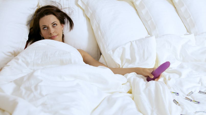 Sexualité : 45 % des femmes utilisent un sextoy