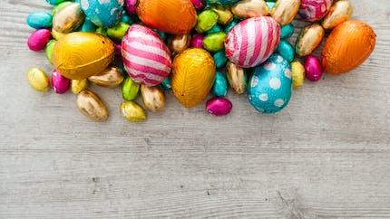 Pâques : les chocolats en rayon trop tôt, un facteur d'obésité ?