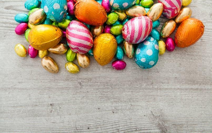 Pâques : les chocolats en rayon trop tôt, facteur d'obésité ?