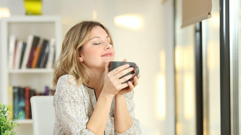 Le simple fait de penser à du café peut stimuler le cerveau