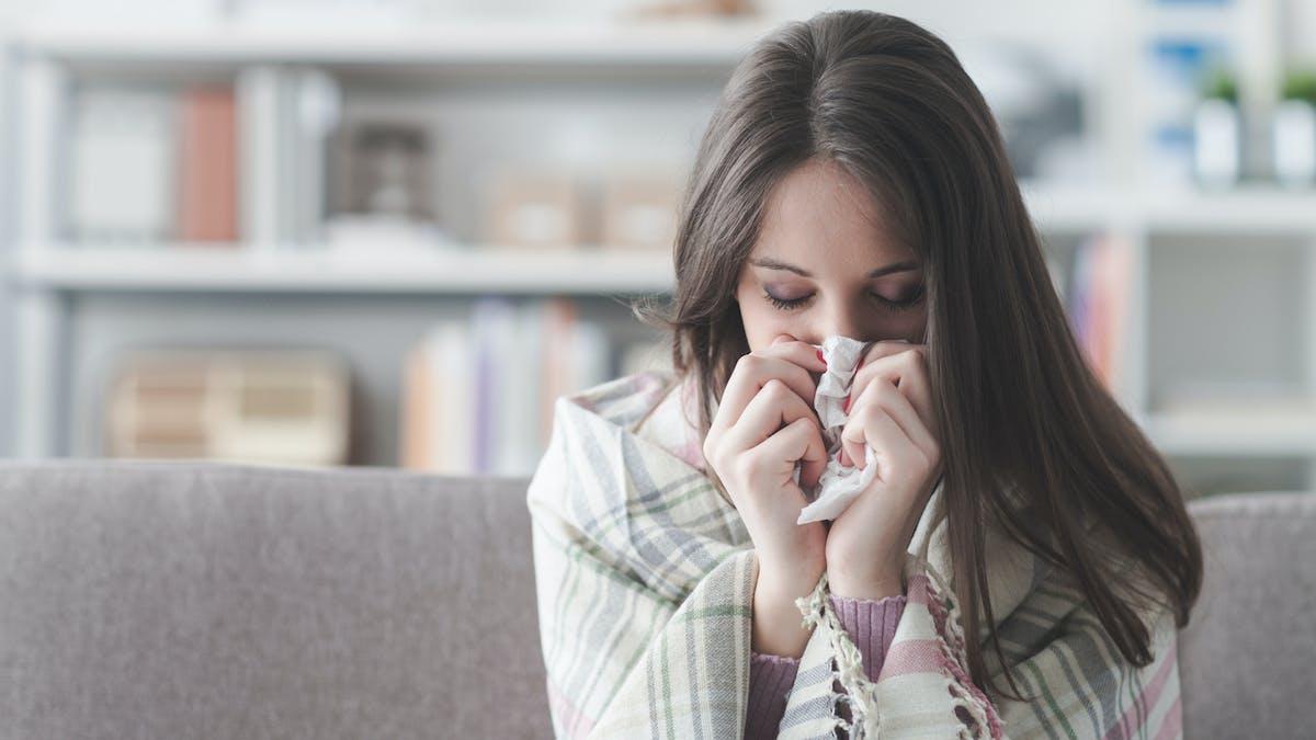 L'épidémie de grippe responsable de 9200 décès