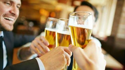Alcool: même après des semaines d'abstinence, les lésions cérébrales perdurent