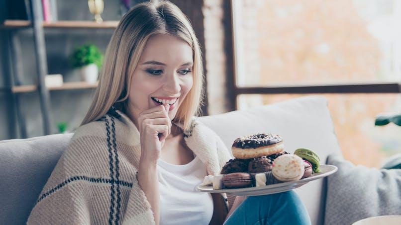 Le sucre aggrave l'humeur plutôt que de l'améliorer