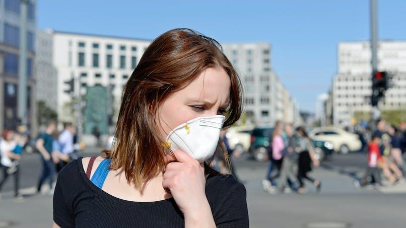 La pollution de l'air affecte le psychisme des ados