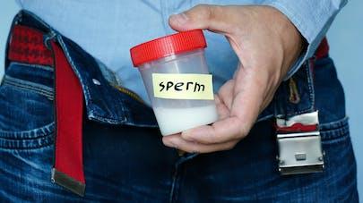 FIV : une machine pour recueillir le sperme fait le buzz sur le net