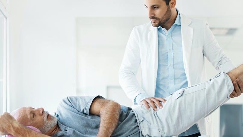 Fracture de la hanche : réduire les risques de récidive