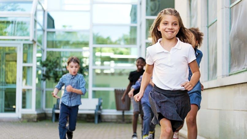 Obésité : le programme de lutte Daily Mile arrive dans les écoles françaises