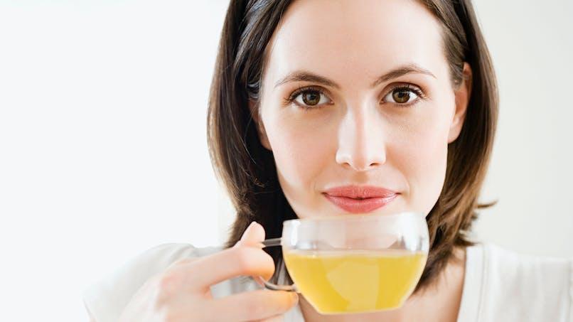 Contre l'obésité, buvez du thé vert