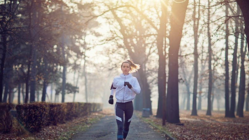 S'entraîner pour un marathon est bon pour les vaisseaux sanguins