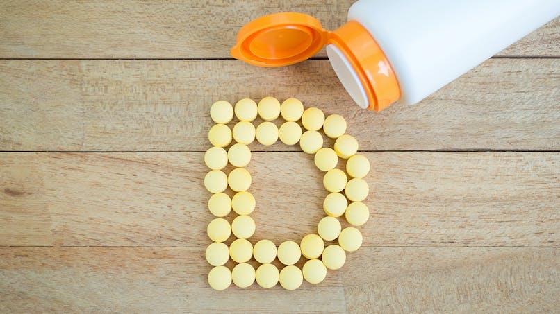 Vitamine D : attention, elle peut entraîner une insuffisance rénale !
