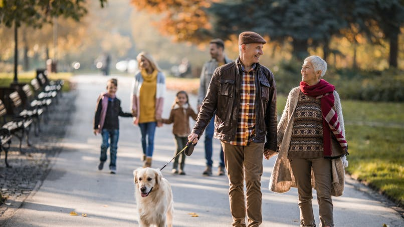 Seniors: adopter un chien réduit de 36 % le risque cardiovasculaire