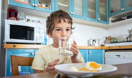 Les enfants peuvent être allergiques à l'oeuf avant même d'en avoir mangé !