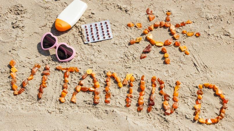 Vitamine D : la crème solaire n'empêcherait pas la peau de la synthétiser