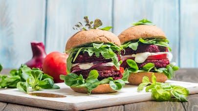 Hamburger végétarien : 3 recettes
