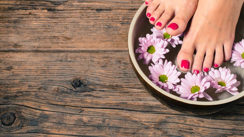 Soigner ses ongles de pieds