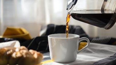 Café : des chercheurs expliquent son effet laxatif