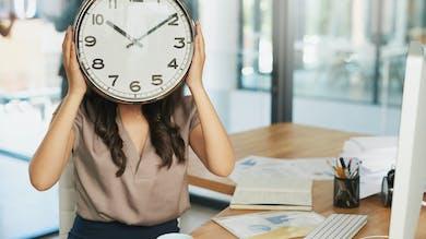 Je suis toujours en retard!