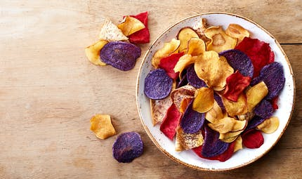 Les chips de légumes, bonne ou mauvaise idée ?