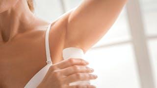 5 mythes sur le déodorant