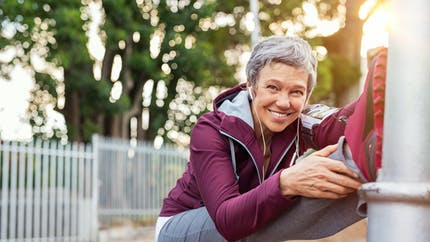 Comment l'exercice aide à mieux vieillir