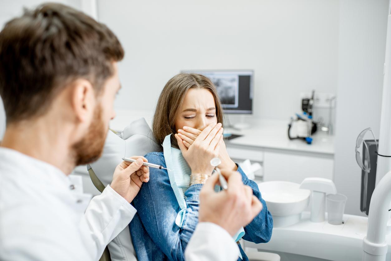 femme dentiste cherche homme