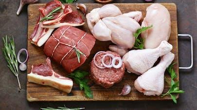 Cholestérol : viande rouge, viande blanche, mêmes effets